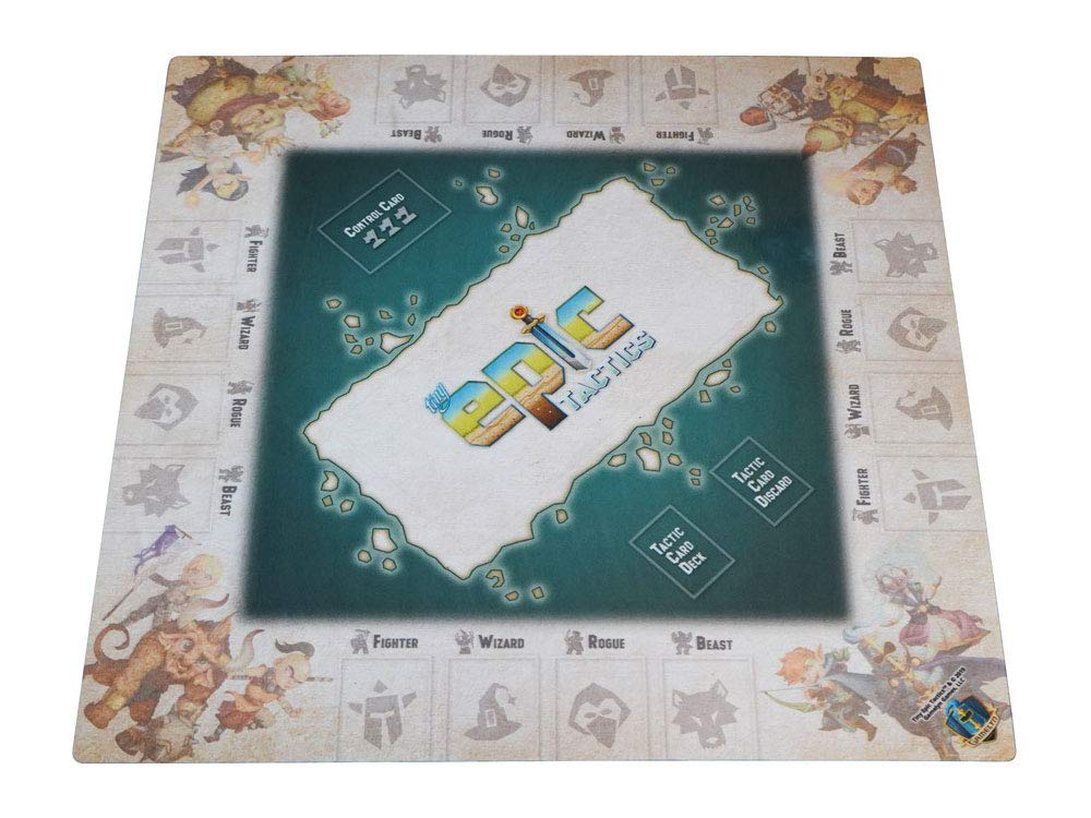 Tiny Epic Tactics - Game Mat