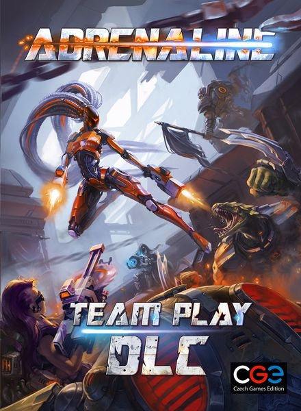 Adrenaline - Team Play DLC