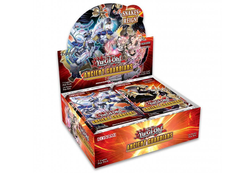 YGO TCG: Ancient Guardians [Booster Box]