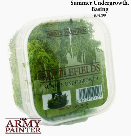 The Army Painter: Supplies - Essential - Summer Undergrowth Foilage