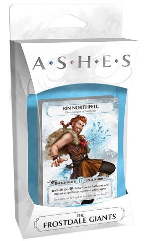 Ashes LCG: Deck 02 - The Frostdale Giants