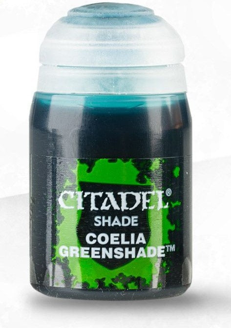 Citadel: Shade Paints, Coelia Greenshade