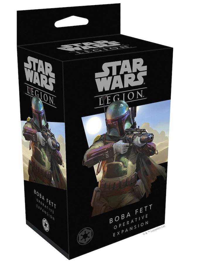 Star Wars: Legion - Galactic Empire - Boba Fett