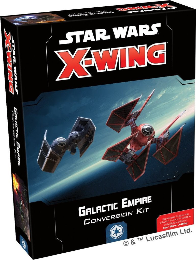 Star Wars - X-Wing 2nd Ed: Galactic Empire Conversion Kit