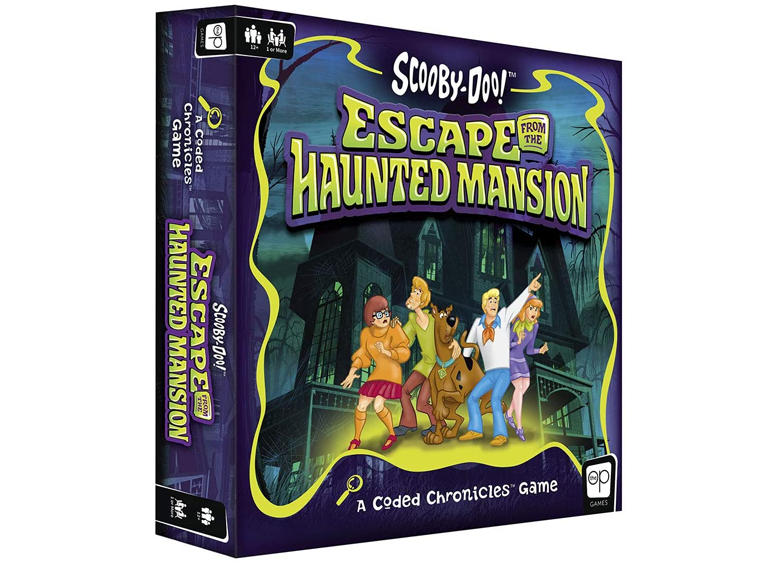 Coded Chronicles: Vol 01 - Scooby-Doo - Escape from the Haunted Mansion