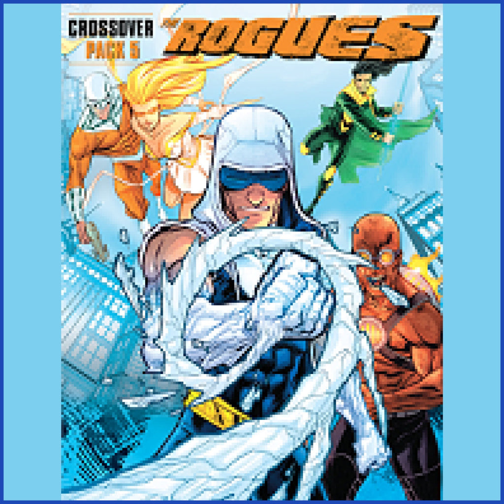 DC Comics DBG - Crossover Pack 5 - The Rogues