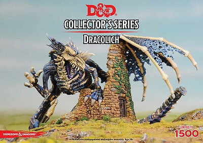 D&D RPG Figures: Collector's Series (Dracolich)
