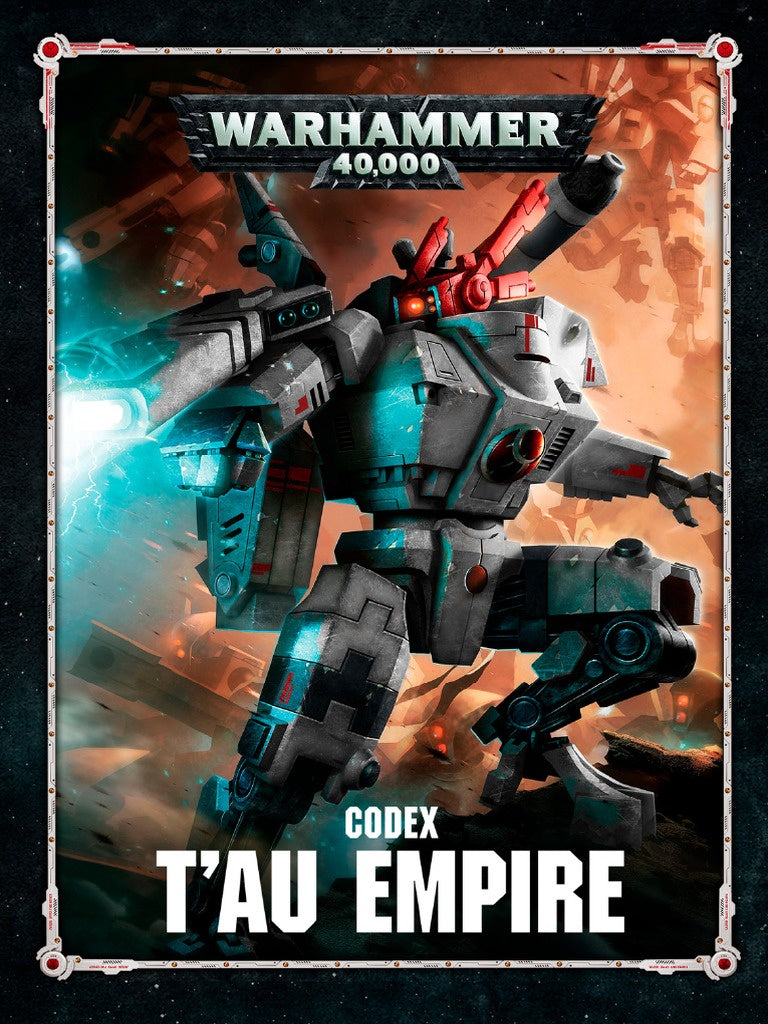 Warhammer 40K: T'au Empire Codex