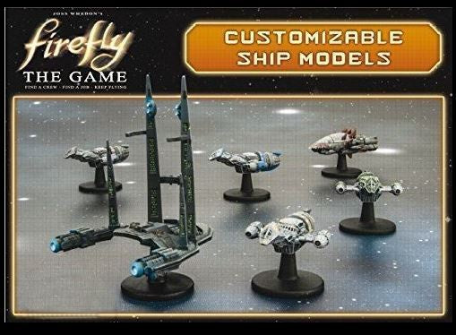 Firefly: The Game - Customizable Ship