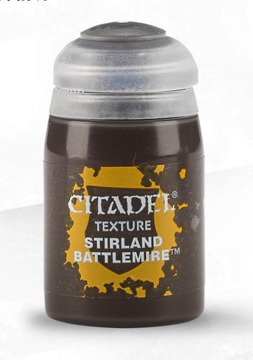Citadel: Texture Paints, Stirland Battlemire