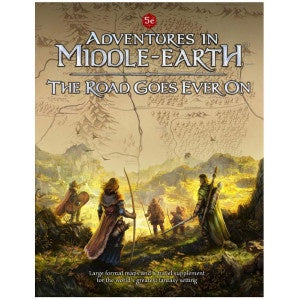 LOTR RPG: Adventures in Middle-Earth - The Road Goes Ever On