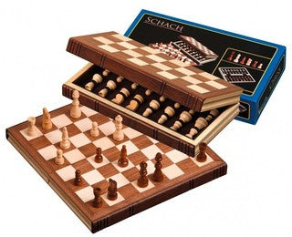 Chess Set (Travel, 32 mm)