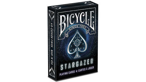 Playing Cards: Bicycle - Stargazer
