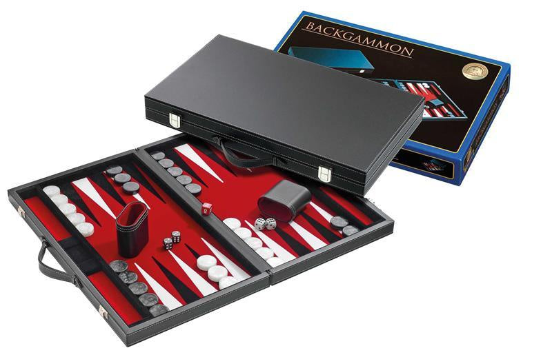 Backgammon: Philos - Medium, Red