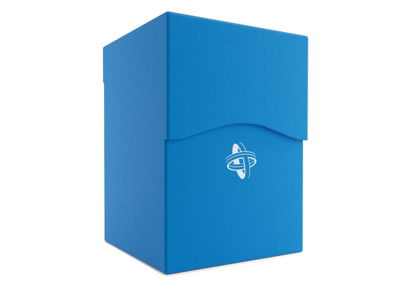 Deck box: Gamegenic - Deck Holder 100+, Blue