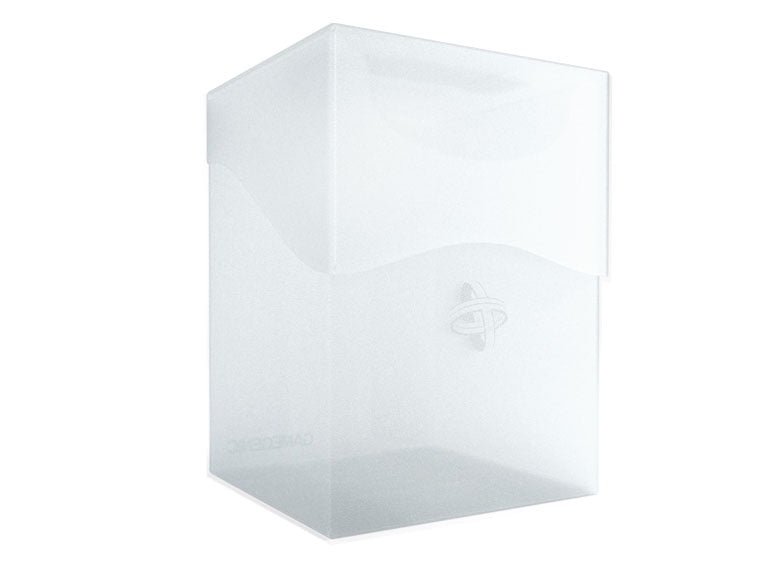 Deck box: Gamegenic - Deck Holder 100+, Clear