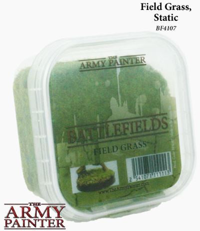 The Army Painter: Supplies - Essential - Field Grass Static