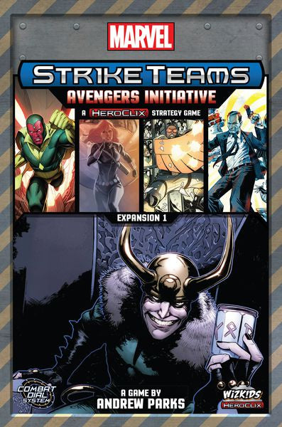 Marvel Strike Teams Strategy Game - Avengers Initiative