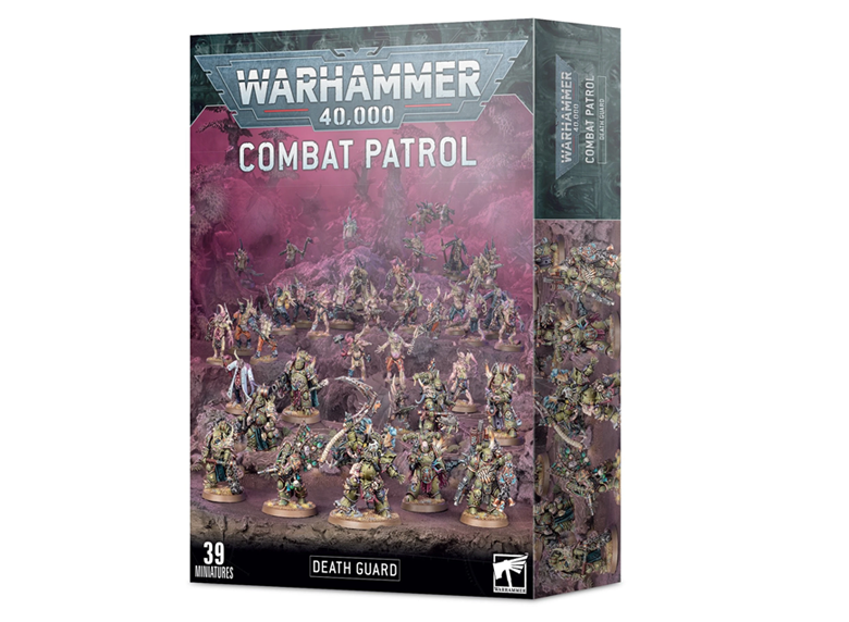 WH 40K: Death Guard - Combat Patrol