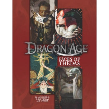 Dragon Age RPG: Face of Thedas