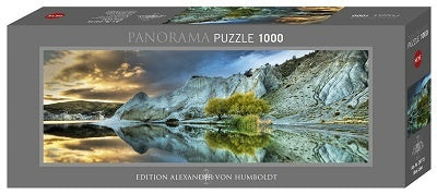 Jigsaw Puzzle: HEYE - Blue Lake (1000 pcs)