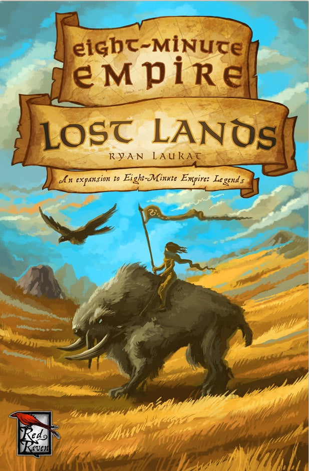 Eight Minute Empire - Lost Lands Expansion