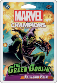 Marvel LCG: Scenario Pack 01 - The Green Goblin