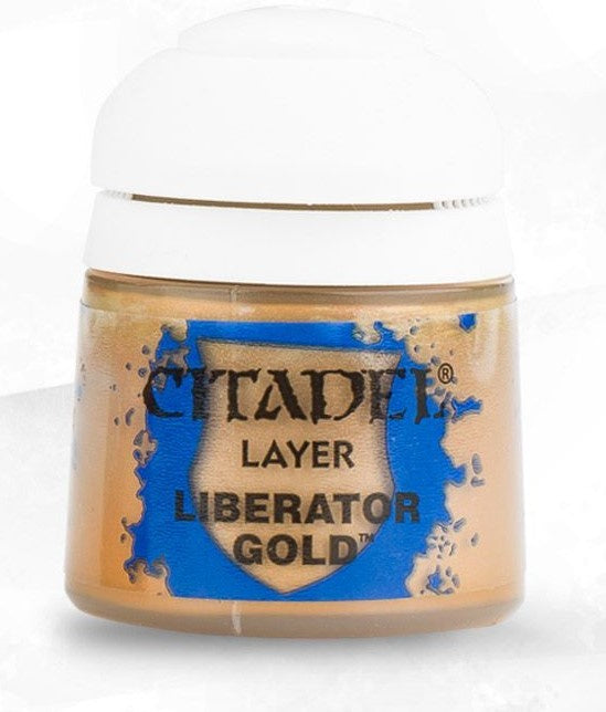 Citadel: Layer Paints, Liberator Gold