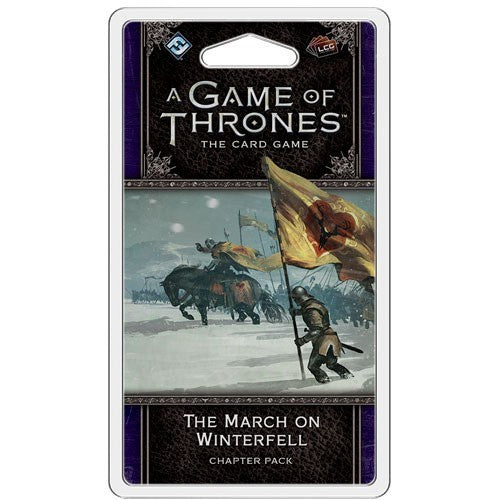 GOT: LCG (2nd Ed) - The March of Winterfell