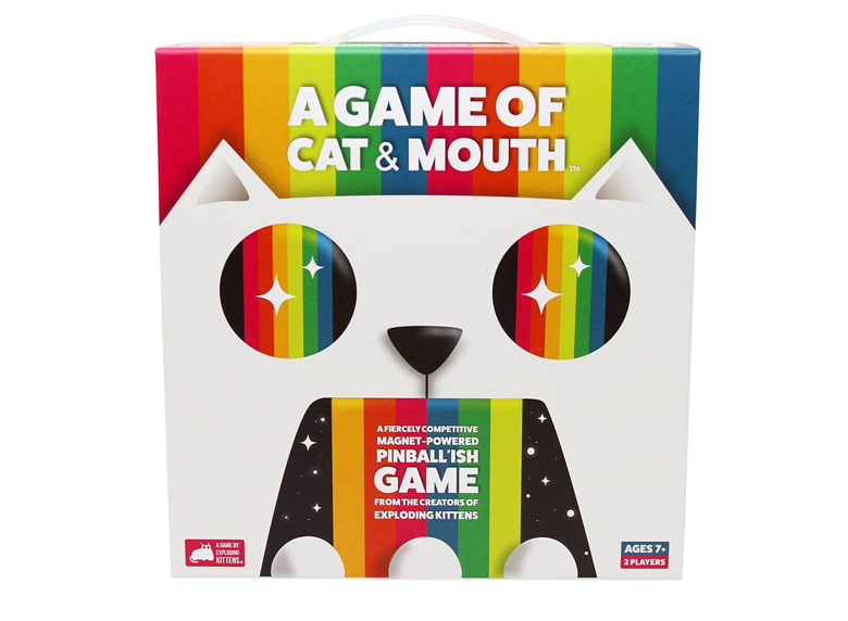 A Game of Cat & Mouth (اللعبة الأساسية)
