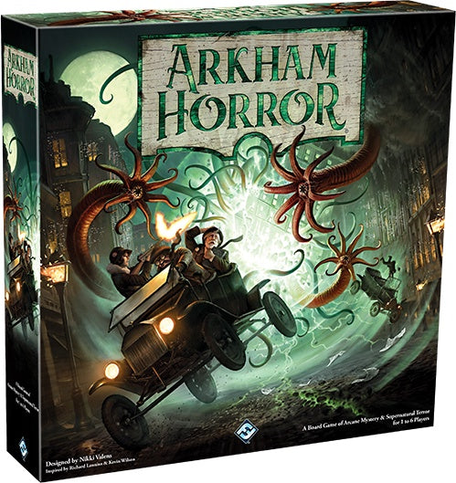 without tokens Arkham horror LCG Investigator Base Board
