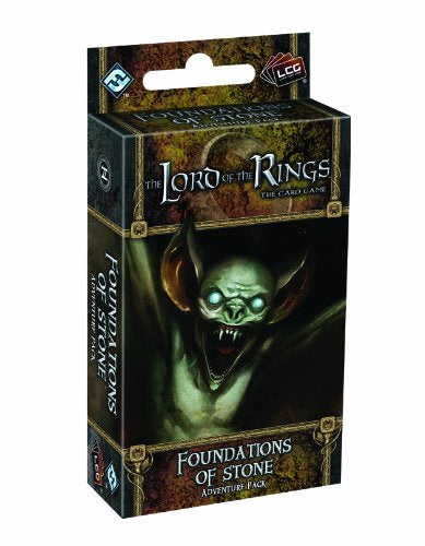 LOTR (LCG) - Pack 12: Foundations of Stone