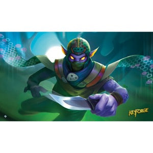 Keyforge - Finishing Blow Playmat