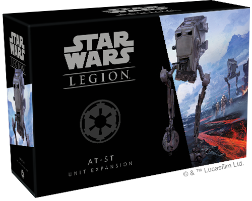 Star Wars: Legion - Galactic Empire - AT-ST