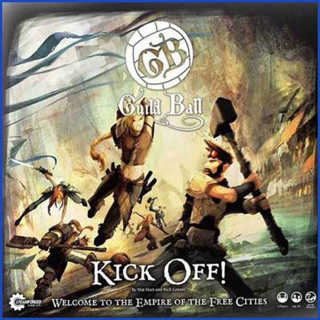 Guild Ball: Kick-Off!