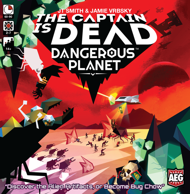 The Captain is Dead: Dangerous Plane