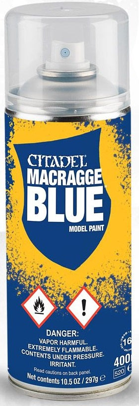 Citadel: Spray Primers, Macragge Blue