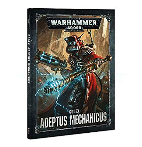 Warhammer 40K: Adeptus Mechanicus Codex