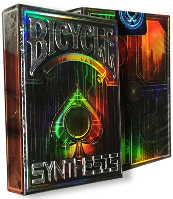 Playing Cards: Synthesis - Blue