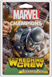 Marvel LCG: Scenario Pack 02 - The Wrecking Crew