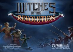 Witches of the Revolution DBG