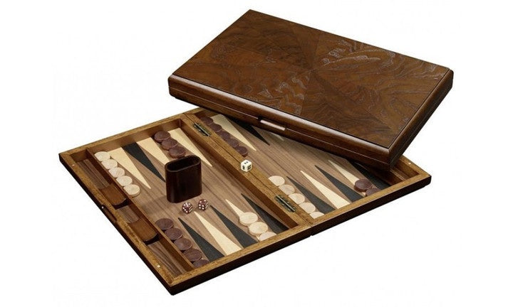 Backgammon: Philos - Iraklia, Large