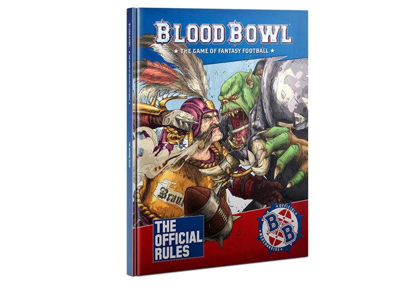 Blood Bowl - Rulebook