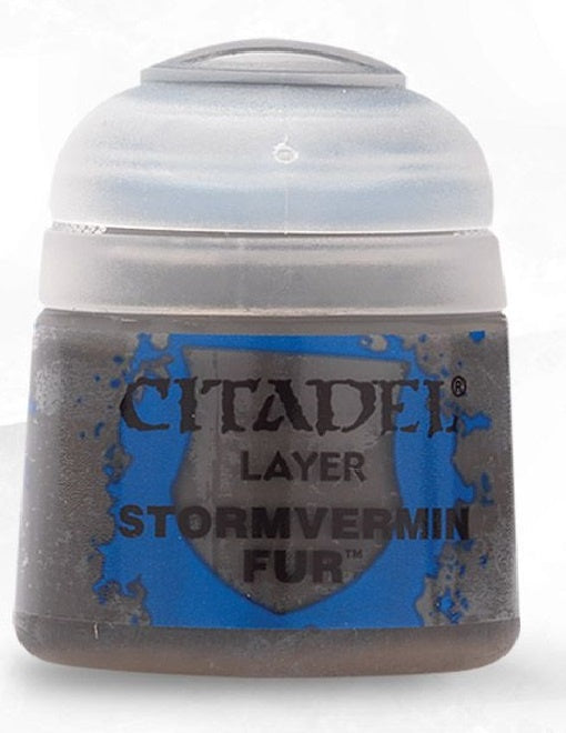Citadel: Layer Paints, Stormvermin Fur