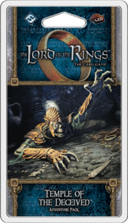 LOTR (LCG) - Pack 49: Temple of the Deceived