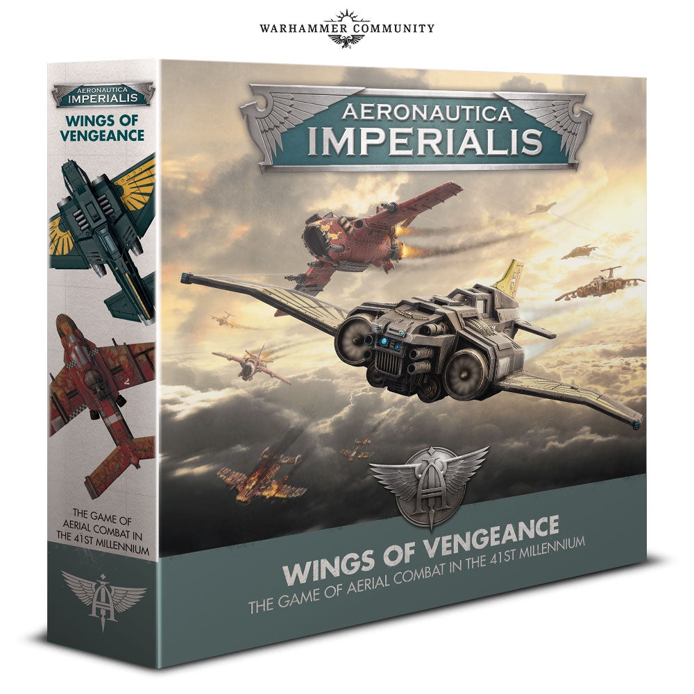 Warhammer 40K: Aeronautica Imperialis - Wings of Vengeance