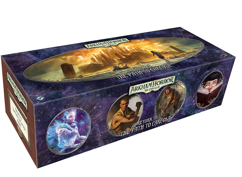 AH LCG: Expansion 16 - Return to Path to Carcosa