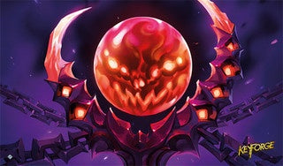 Playmat: Keyforge: Machinations of Dis