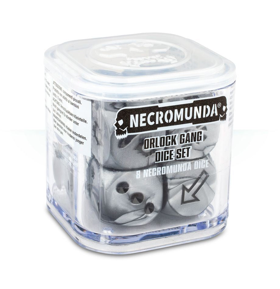 WH Necromunda - Orlock Dice Set