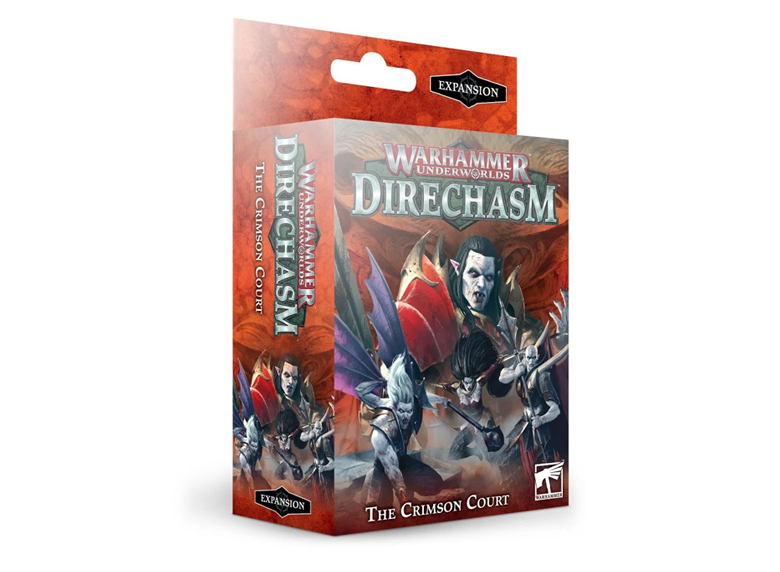 WH Underworlds: Direchasm - The Crimson Court